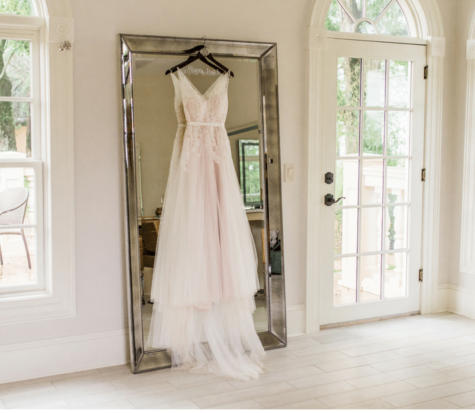 15 Our Oh-So-Sweet Bridal Suite!