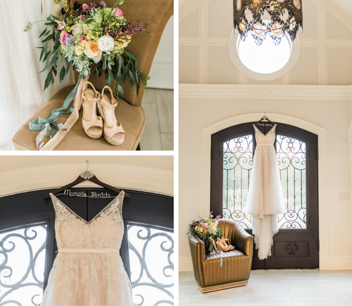 4 Our Oh-So-Sweet Bridal Suite!