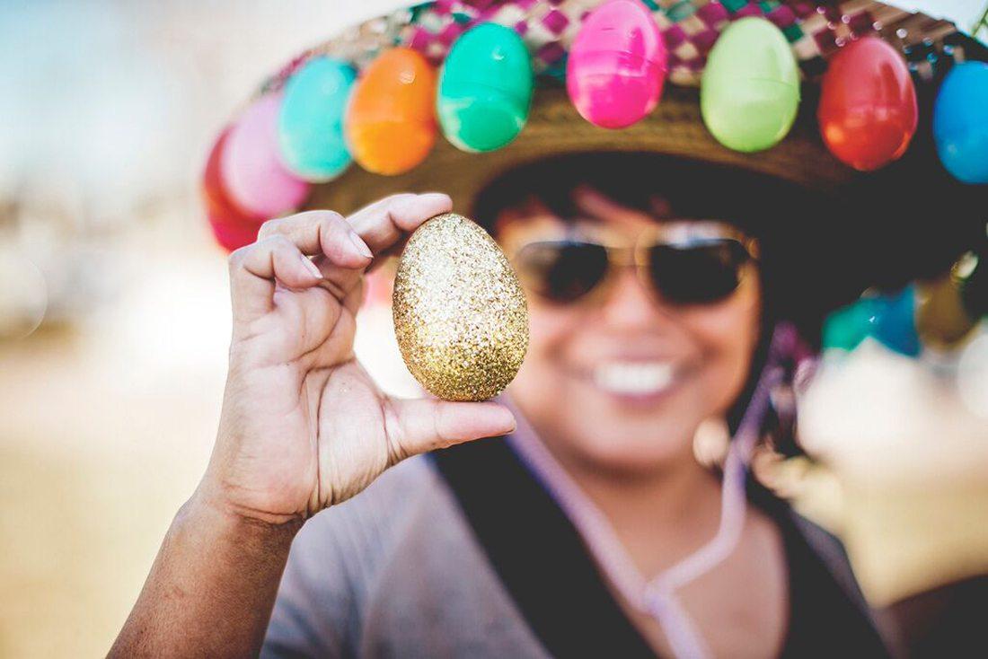 golden-egg Easter Egg Hunt Extravaganza